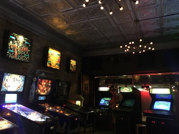 Logan Square Arcade Geeky things to do in Chicago Wandering Chocobo