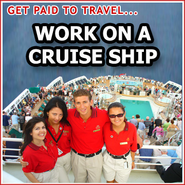 Job On Board Cruise Ships