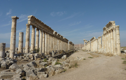 Afamya, Syria