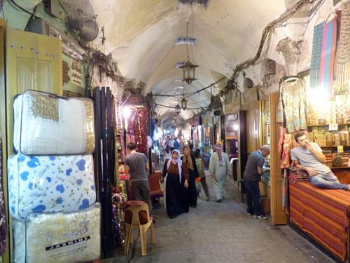 Souk, Aleppo, Syria