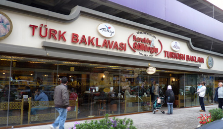 Gulloglu, Istanbul, Turkey