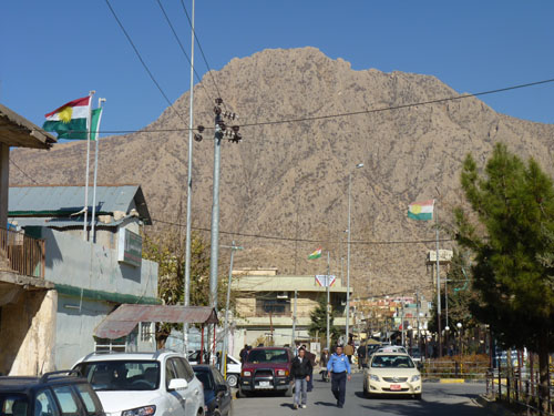 Travel Overland To Iraq - Amediya, Kurdistan, Iraq