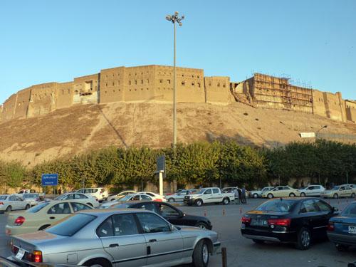 Citadel, Erbil, Iraq