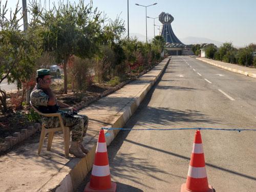 Travel In Iraqi Kurdistan - Halabja Memorial, Iraq