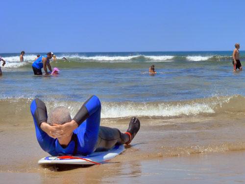 Surf Beach in Torquay