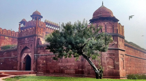 Indian Railway - Red Fort, Delhi, India