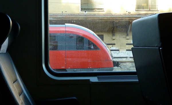 Austrian Train
