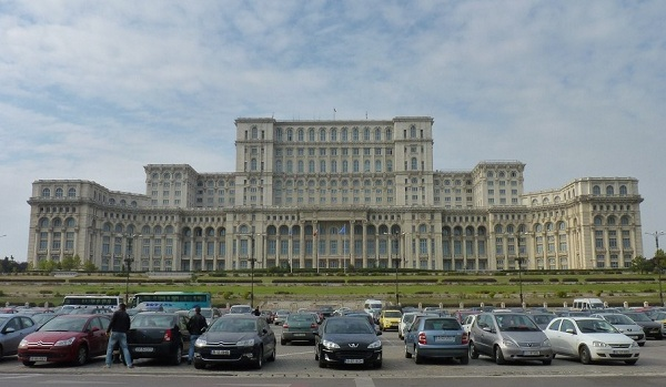 Transylvania To Bucharest - Parliament Building, Bucharest, Romania