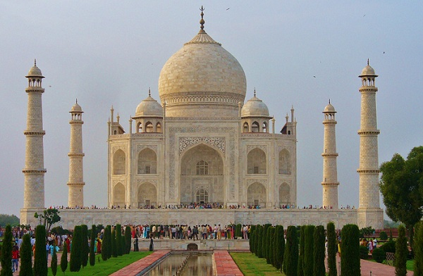 Trip Of A Lifetime - Taj Mahal, India