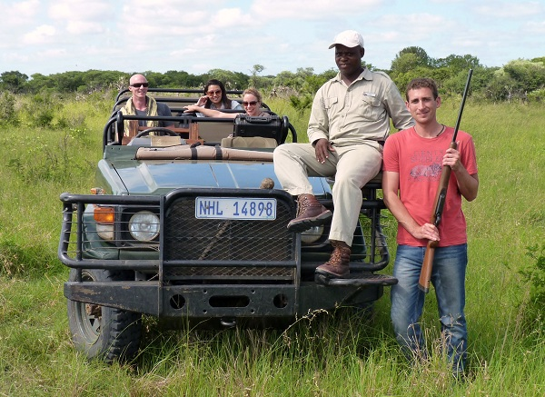 Wildlife Tracking, South Africa