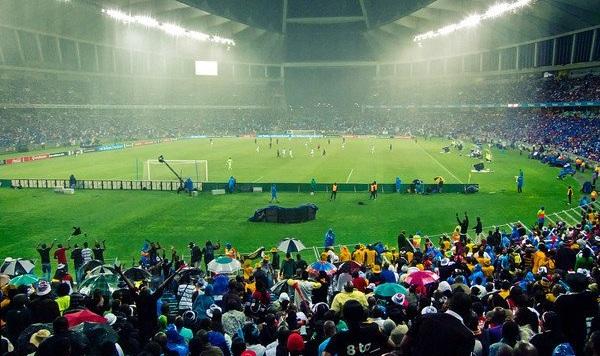 Durban Football Match, South Africa