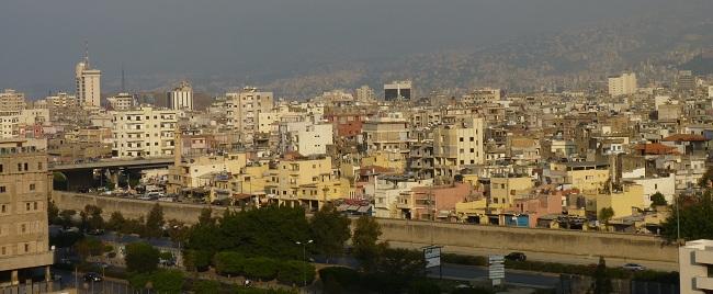 Followed By A Secret Agent - Beirut, Lebanon