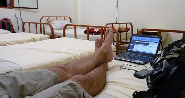 Hostel in Beirut