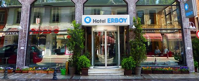 Hotel Erboy, Istanbul