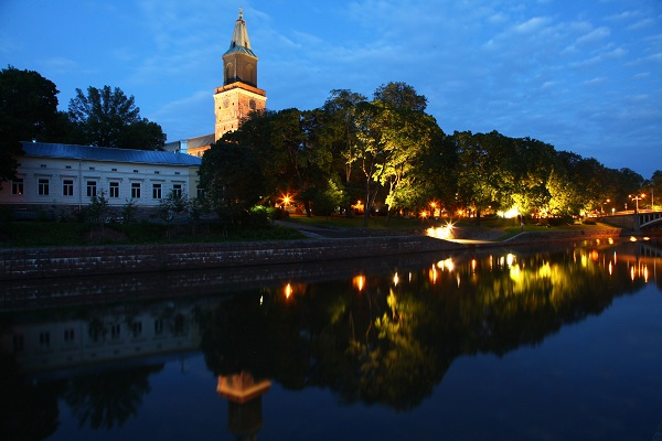 Aura River, Turku