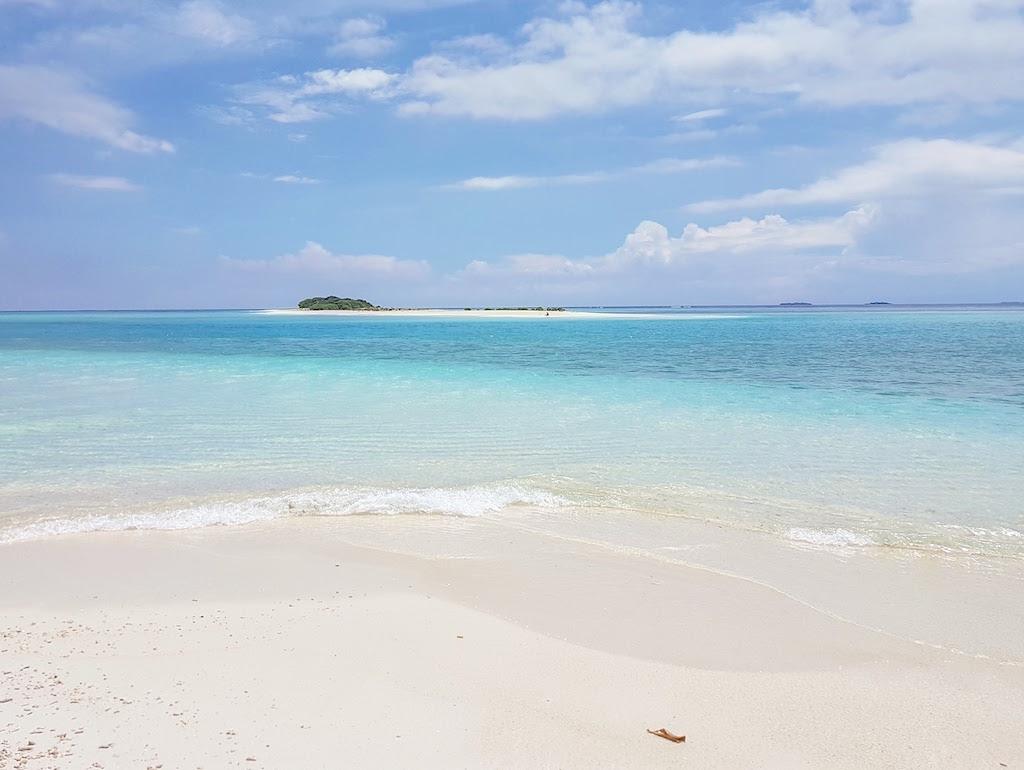 Mathiveri Island, Maldives