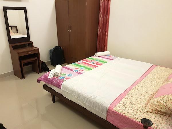 Mathiveri accommodation