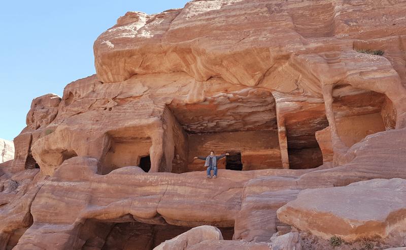Petra - Wandering Earl