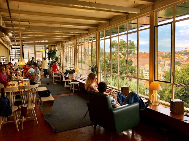 Best Cafe in Lisbon - Cafe da Garagem