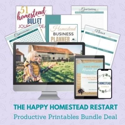 happy homestead restart product image