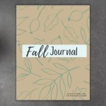 fall journal prompts