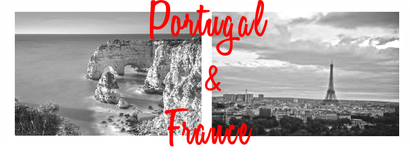 Portugal and France Itinerary