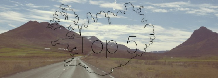 Iceland Top 5