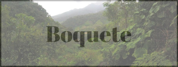 3 Days in Boquete, Panama
