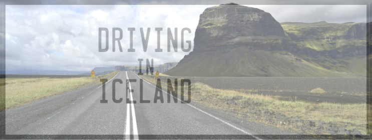 Iceland Driving Tips