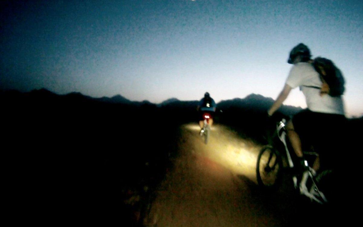 Hikers versus Mountain Bikers