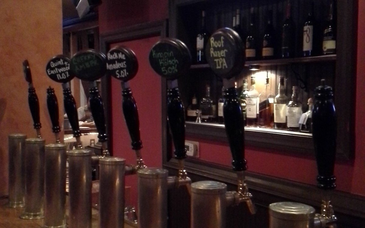 The Latest Scottsdale Craft Beer Hangouts