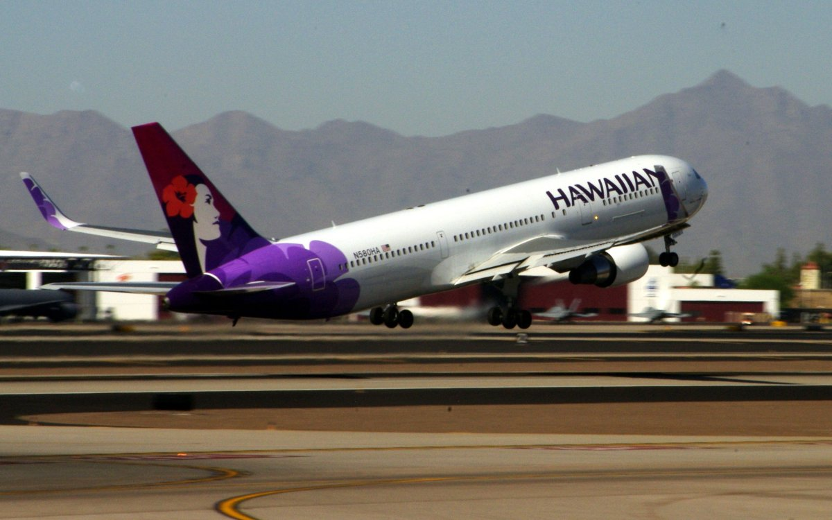 Hawaiian Airlines 787