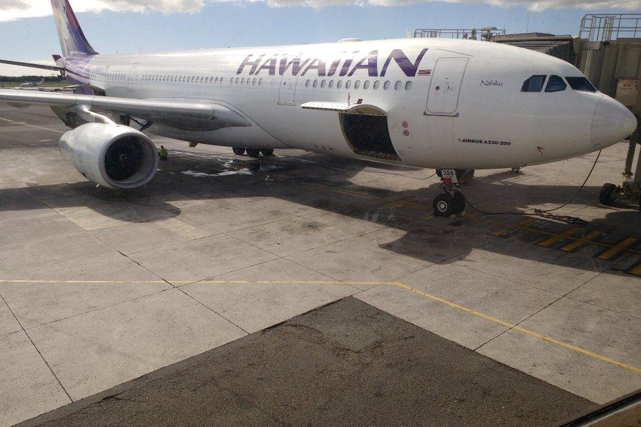 Hawaiian Airlines A330 Nahiku