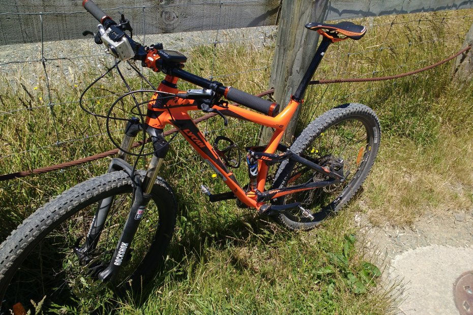 how to buy a full-suspension bike
