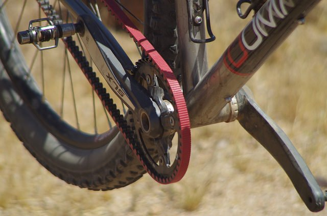 First Impressions of a Titanium Mountain Bike