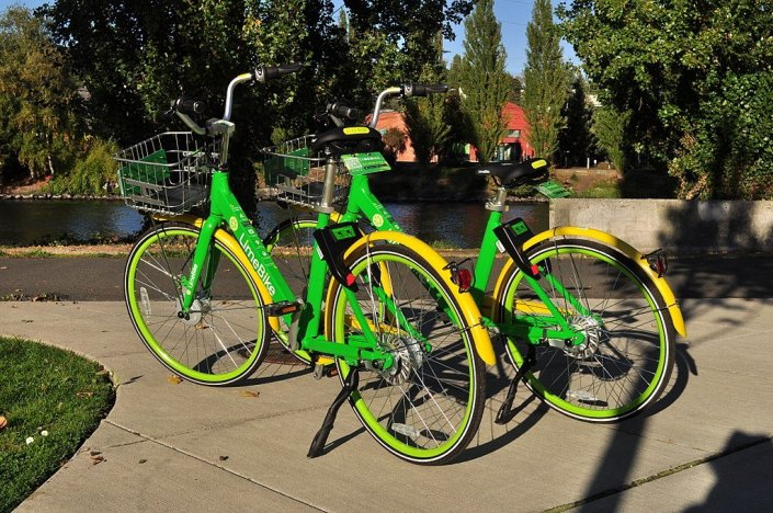 A Few People are Upset About Scottsdale Bike Share Services