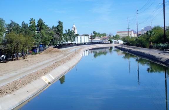 canals in Phoenix