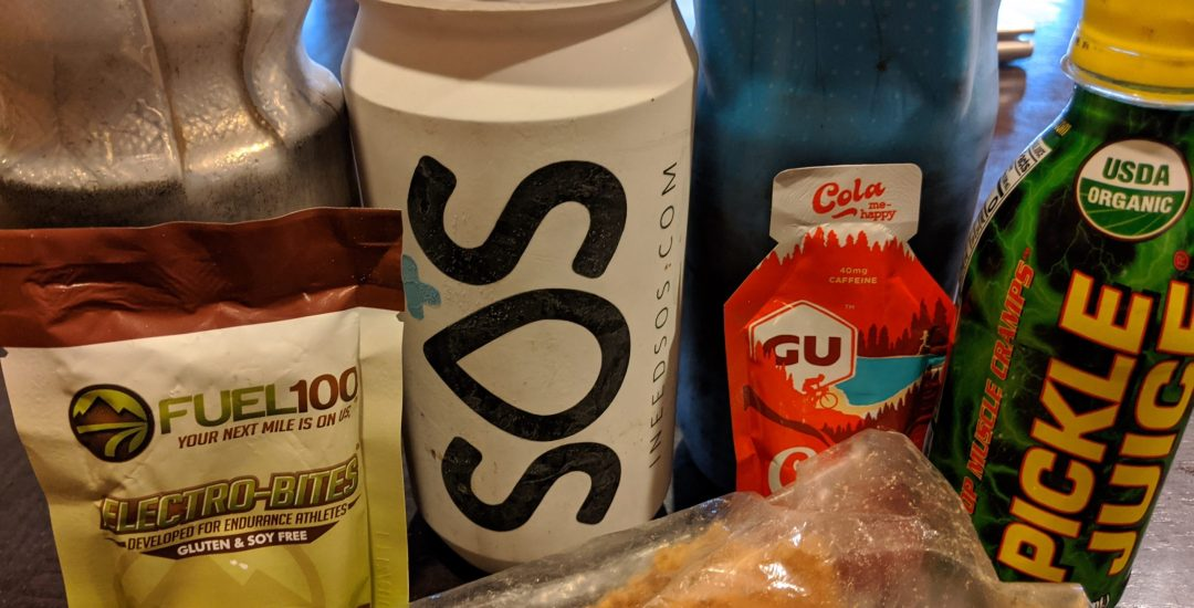 Testing the SOS Hydration Mix