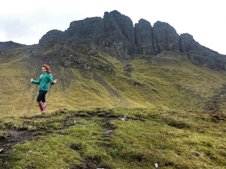 Isle of Skye Wanderingredhead