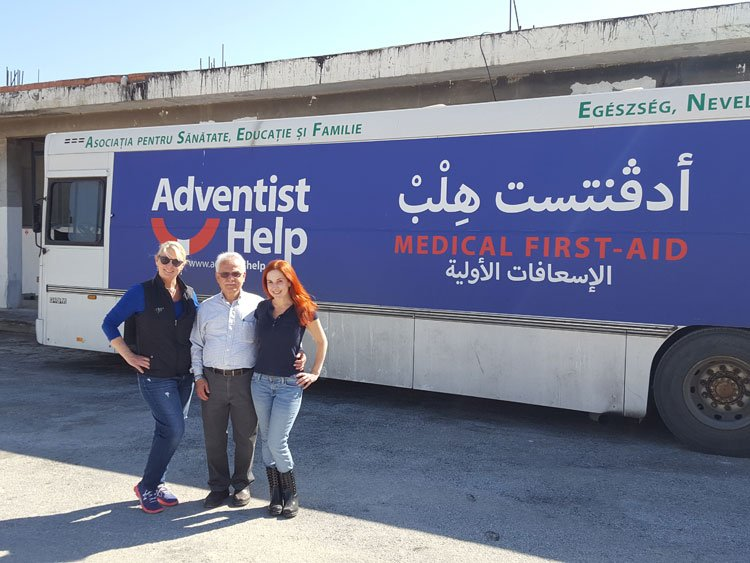 Volunteering with Refugees in Greece