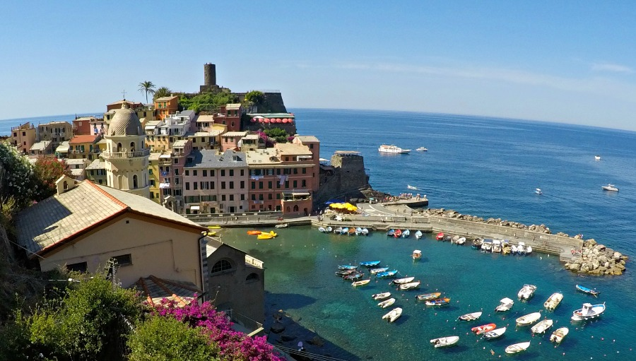 Hiking Cinque Terre and Where to Eat After
