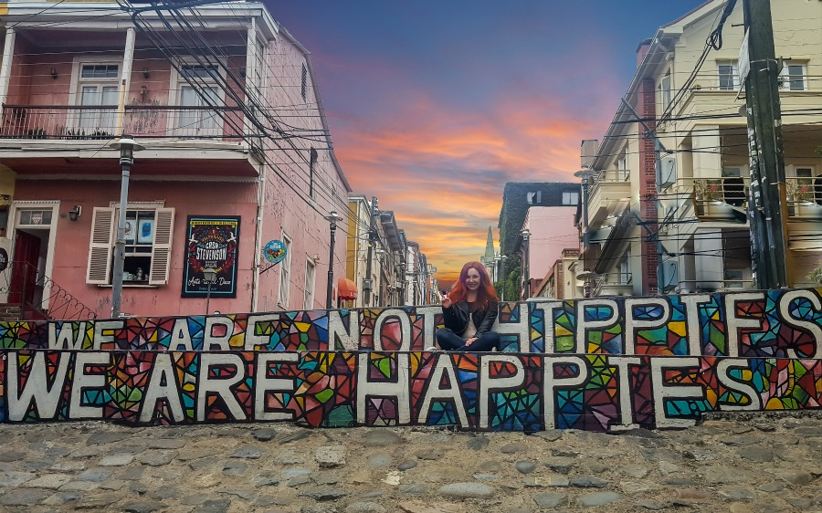 Where to Find Street Art in Valparaiso CHile
