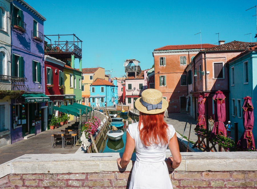 16 of the World's Most Colorful Places