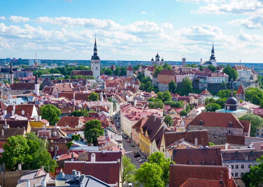 Perfect 12 Day Baltic Road Trip Itinerary