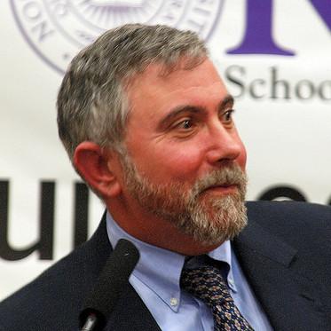 Paul Krugman ~ Photo by Alan Chan