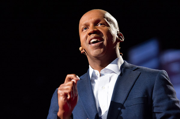"""""""Each of us is more than the worst thing we've ever done"""" ~ Bryan Stevenson ~ TED"""