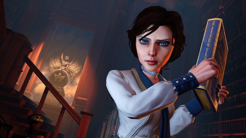 Bioshock Infinite ~ What Elizabeth REALLY wants to say