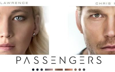 Passengers film improves with small plot change