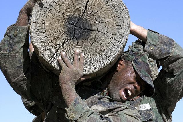Military determination