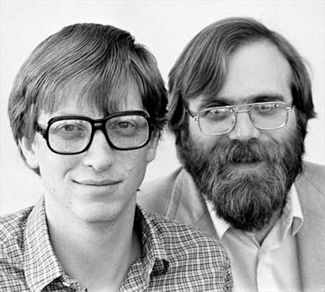 Bill Gates and Paul Allen, the early days